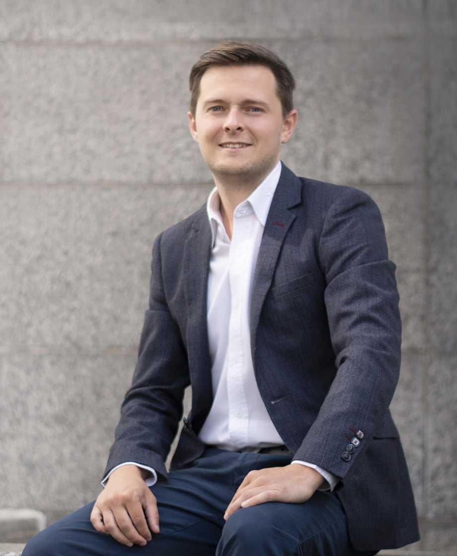 Nick Robinson - Senior Paraplanner